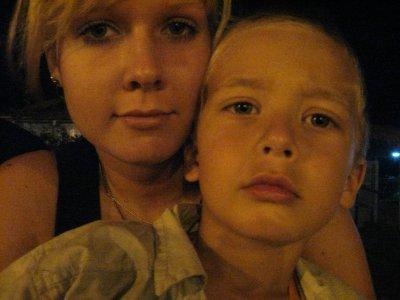 me and Vratik =)