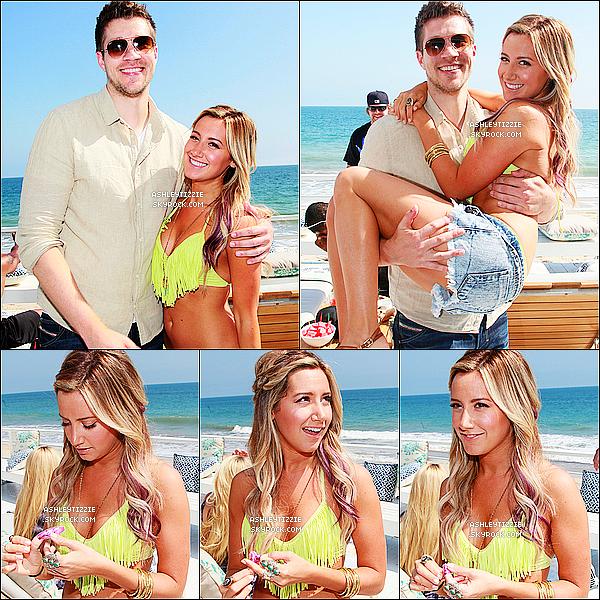 Ayez un oeil sur les nombreuses photos prises lors de la fête d'anniversaire d'Ashley.