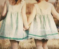 2 petite fille