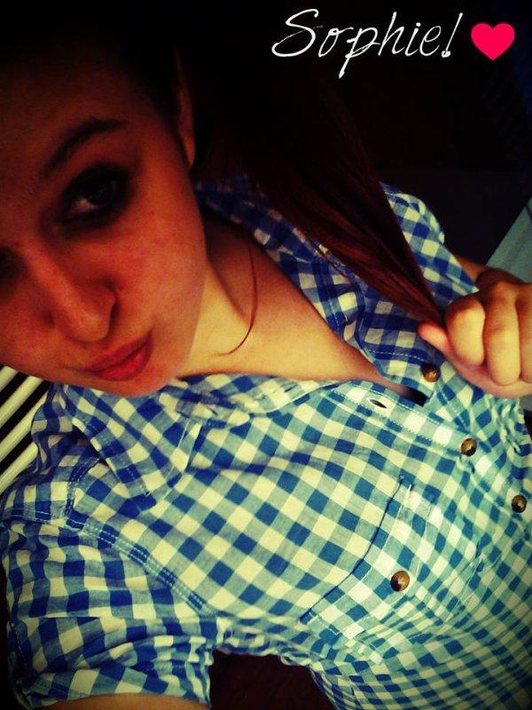 » J'ai peut-être la main sur le coeur, mais fais gaffe qu'un jour, elle t'arrive pas sur la gueule.♥