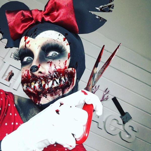 Make up Minnie