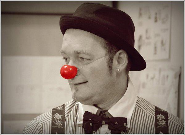 Clown qui es tu ?