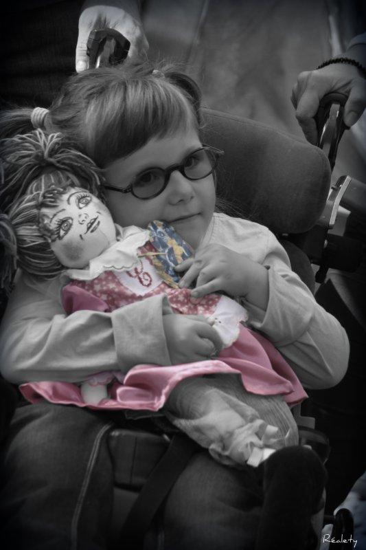 Les poupées du Courage