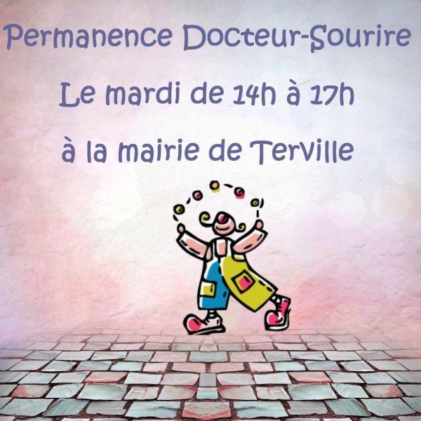 Permanences Docteur-Sourire