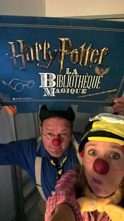 Bonny Potter & Tartine Granger!