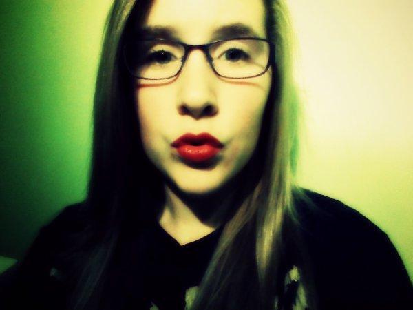 Rouge a levre ♥