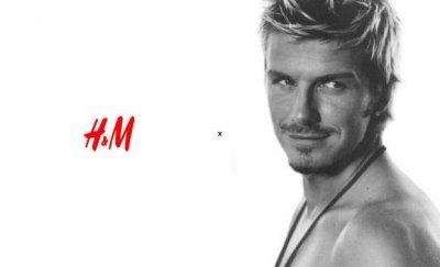 ligne de sous-vêtement homme Beckham