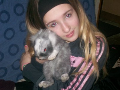 lapinou and my ♥