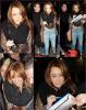 Miley Cyrus -        Le 5 Mars nous apercevons Miley ce rendant à l'after-party de l'émission après avoir faire rire son public chéri :D     Qui à eu lieu à Murray Hill. ++ Vous pourrez voir le show de Miley (vidéo à la fin de l'article). ++Photoshoot « Saturday Night Live »