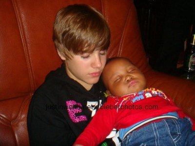 Justin Biber le 2 octobre 2010 en Afrique du Sud