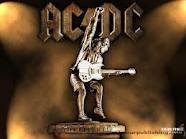 AC/DC, back in black