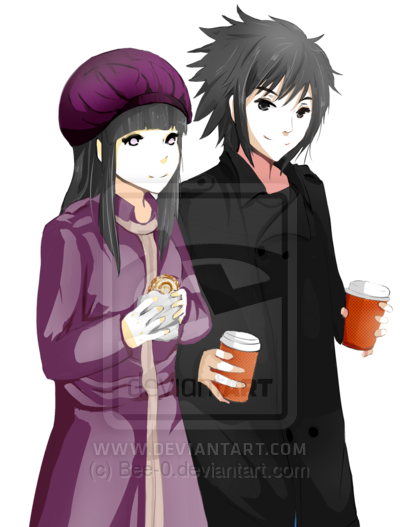 """One Shot 3: """"_Un cappuccino s'il vous plaît!"""""""