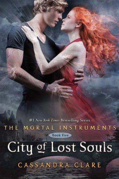 La Cité des Ténèbres, Tome 5 : City of Lost Souls