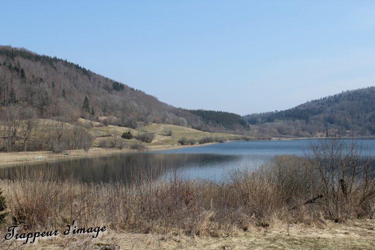 Lac de Narlay(Jura)