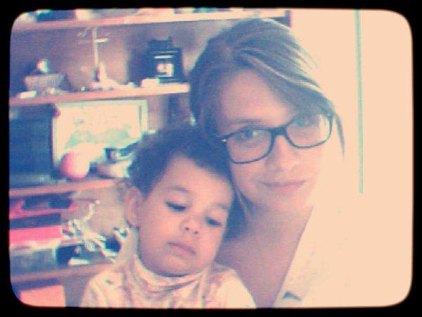Moi et ma Petite cousine ! ♥