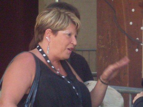 [15.08.2008] L'arrivée de Pascale (maman de Q.M.) à Brive x3 ^^...