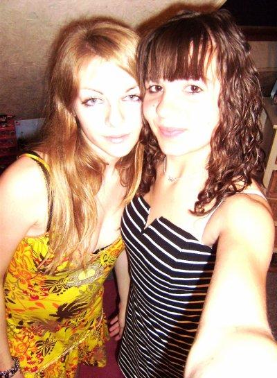 3 Septembre prochain, On fêtera nos 12 ans ; Tmt'ceii comme on en ai fière. Justine :)