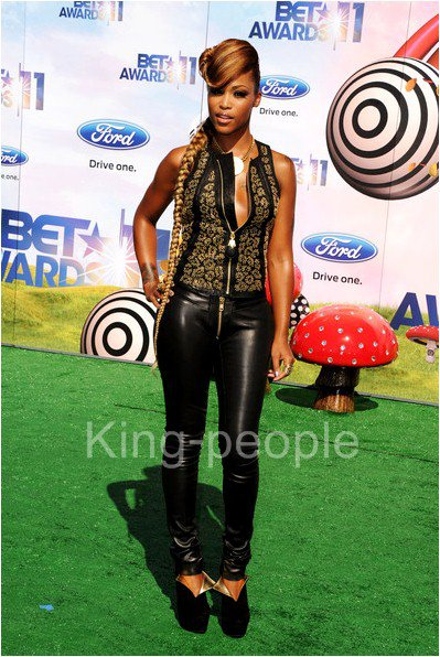 Eve aux BET Awards 2011 , Coup ² coeur ♥