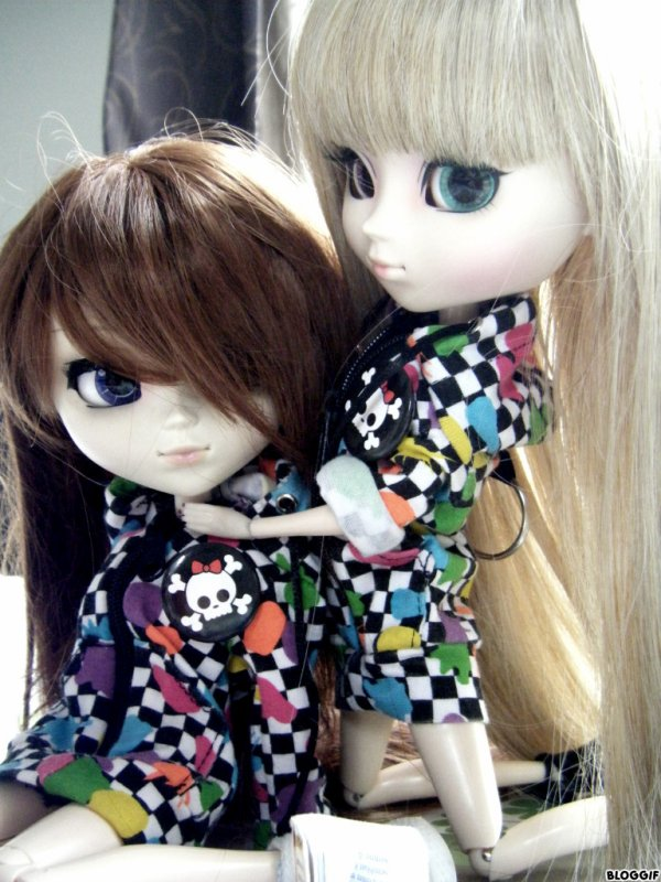 Alice et Mitsuki