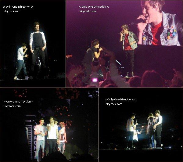 Concert des One Direction du 03/03/2013 à Cardiff (photos + vidéos)