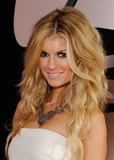 Blonds hairstyles celeb