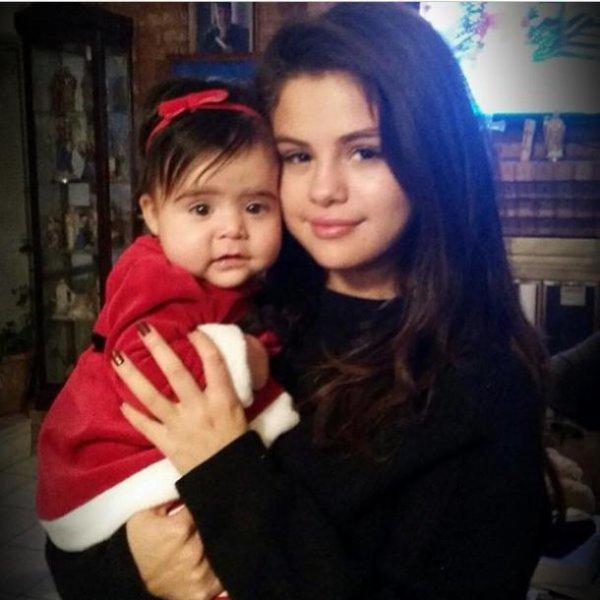 Selena grande s½ur !