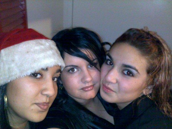 moi &  mes deux soeur !!!!!