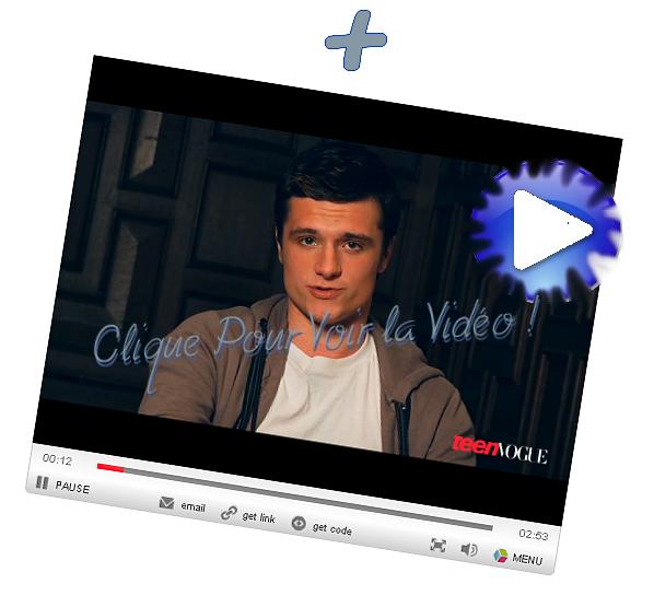 07/03/12 : Le nouveau Photoshoot de Josh pour le magasine TeenVogue, thème sur la star poursuivit par les papparazis + La Vidéo de mise en place + Une nouvel photo Twitter ! TOP ou FLOP ?