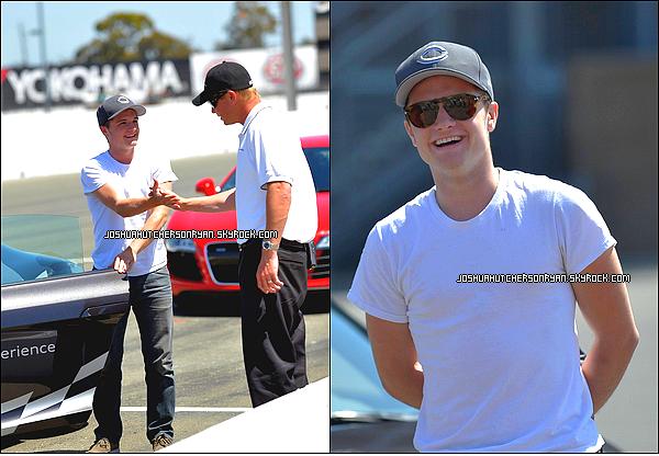 Le 27/05/2012 : - Josh s'est rendue At Audi Sportscar Experience. - Josh a acheté une nouvelle Maison, valant 2,5 Millions de Dollars a Hollywood.  ╚>TOP ou FLOP ? <╝