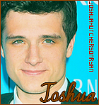 """"""" The most beautiful things that a human being can do is just be who you are inside """" Josh Hutcherson"""