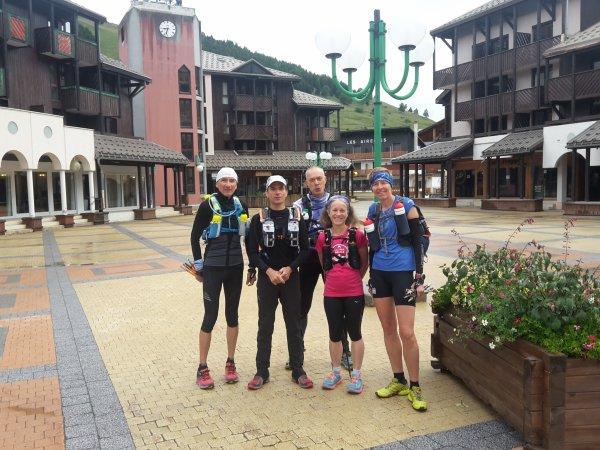 """Tour de l'Oisans et des Ecrins en """"OFF"""""""