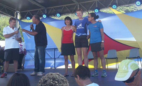 podium à la REUNION !!