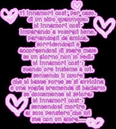 Frasi Glitterate =)