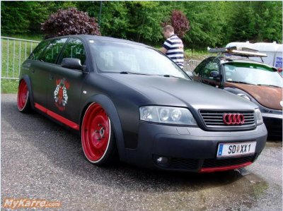 audi-a6 tuning