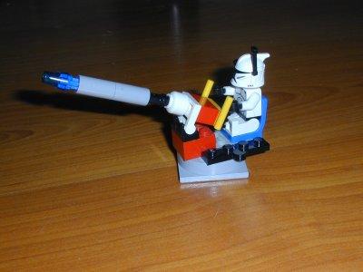 MOC:canon léger