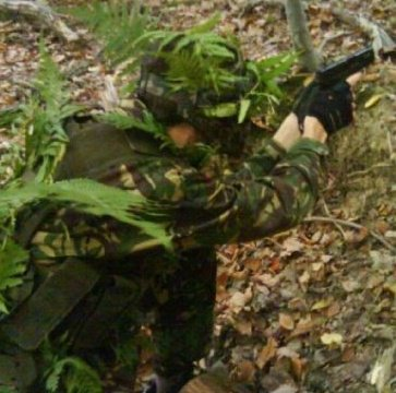 Valentin membre co-gérrant de la Team , poste : sniper