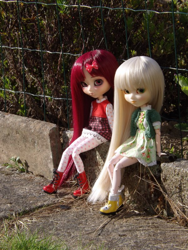 Le petit jardin blog de pullip hana - Le petit jardin wittenberge colombes ...