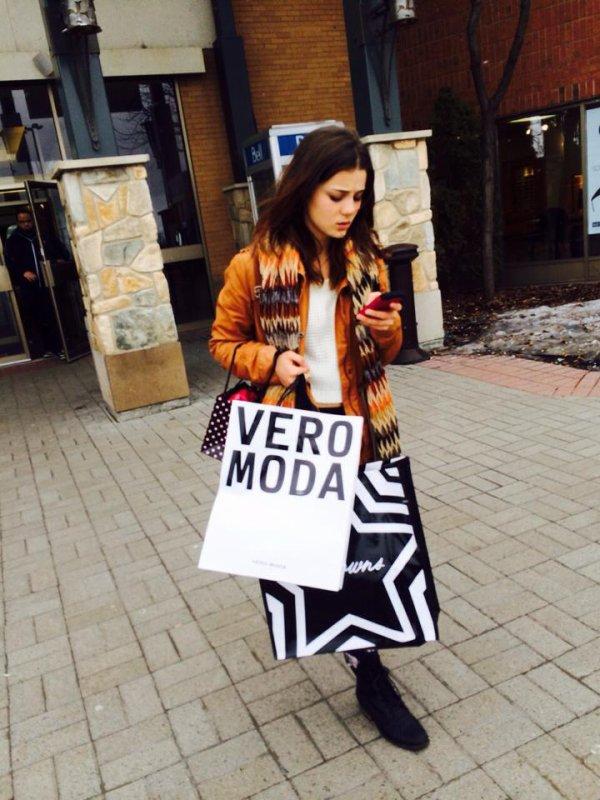 <3 shoping a Montréal <3