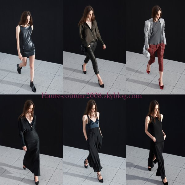 NY Fashion week : Theyskens' Theory