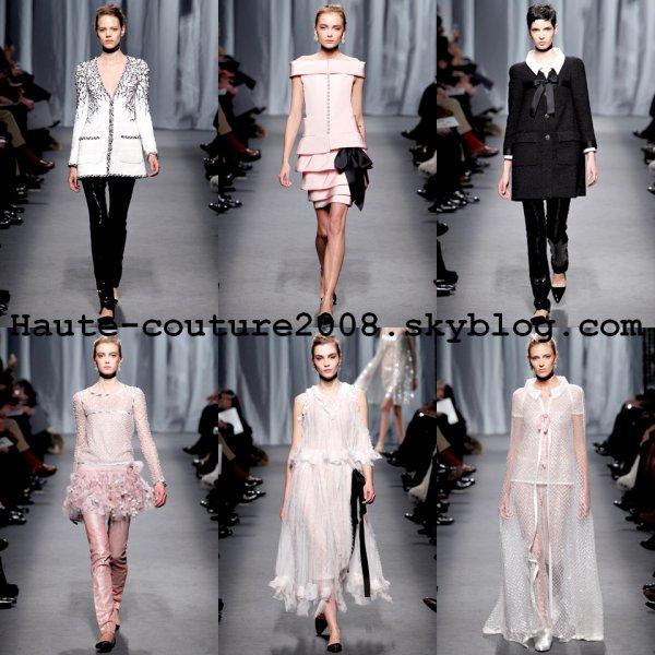 Chanel été 2011 Haute couture