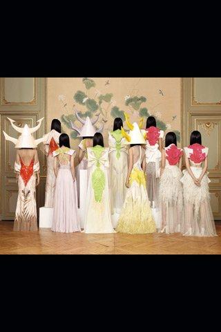 Givenchy été 2011 Haute Couture
