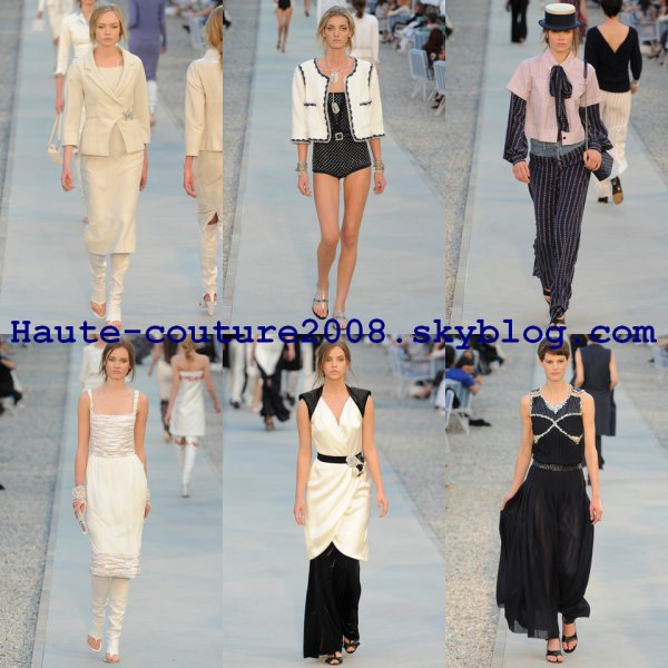Chanel collection croisiere 2012