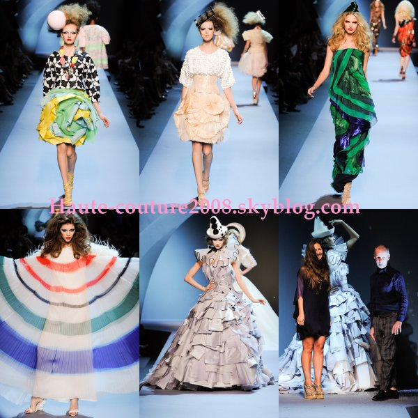 Christian Dior couturehiver 2011