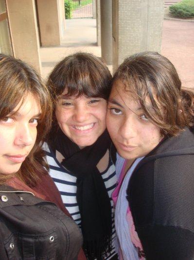 Leila , Jyanne et Moii !!