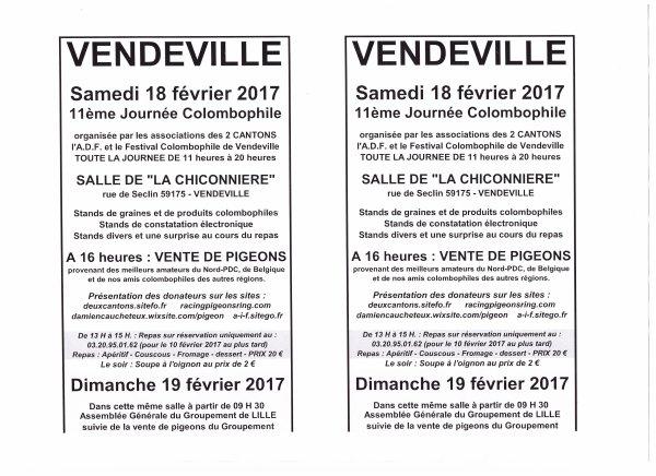 FESTIVAL DE VENDEVILLE