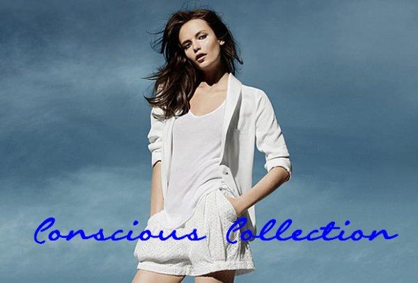 Génération Mode : H&M Conscious Collection