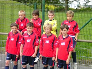 saisons 2010 et 2011 (U11)