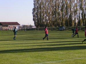 Championnat U13 - 4eme journée phase 1 - Groupe K  (15/10/2011)