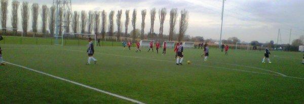 Championnat U13 - 5eme journée phase 1 - Groupe K  (05/11/2011)