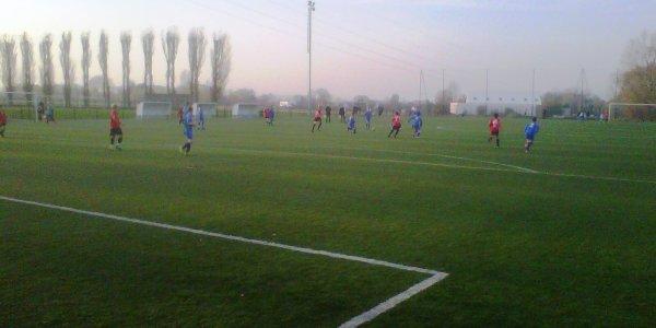 Championnat U13 - 6eme journée phase 1 - Groupe K  (12/11/2011)